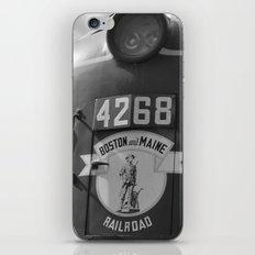 Boston & Maine Railroad iPhone & iPod Skin