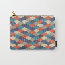 Japanese quilt Carry-All Pouch