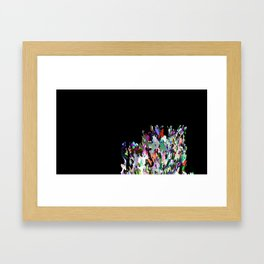 Signature Artwork pt 03 Framed Art Print