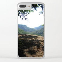 Forestview Clear iPhone Case