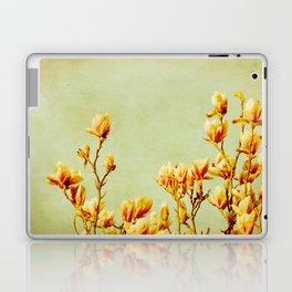 wednesday's magnolias Laptop & iPad Skin