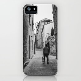 Catalan walkings iPhone Case