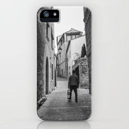 Catalan walkings iPhone Case