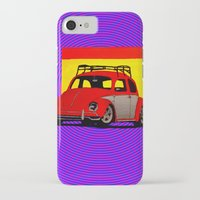 volkswagen iPhone & iPod Cases featuring VolkSWAGen by Colby Gray