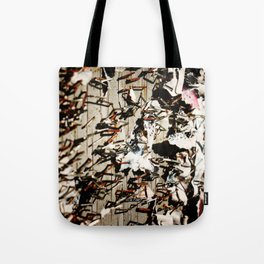 Stapled To Death Tote Bag
