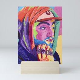 """""""Easy Mac"""" Mini Art Print"""