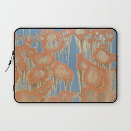 Rusty Blossoms Laptop Sleeve