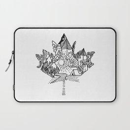 My Canada Laptop Sleeve