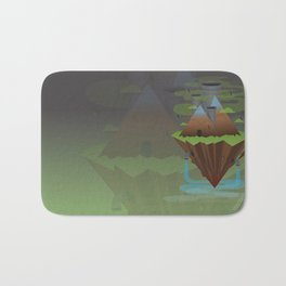 Save the Planet Bath Mat