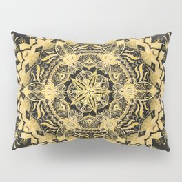 Sunshine in Mandala town Pillow Sham