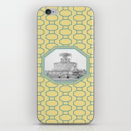 Detroit, Michigan_Scott Fountain_Belle Isle iPhone Skin