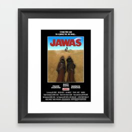 JAWAS Framed Art Print