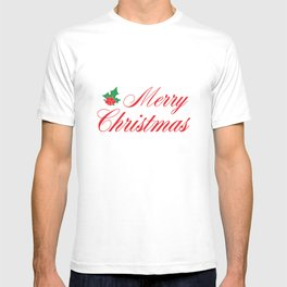 Merry Christmas T-shirt