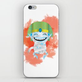 King KiKi iPhone Skin