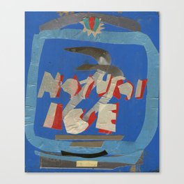 Natural Ice Canvas Print