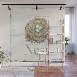 Nest Wall Mural