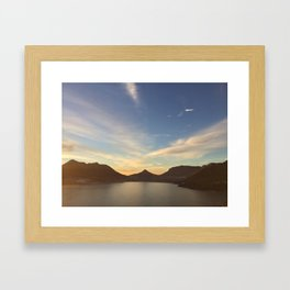 Hout Bay II Framed Art Print