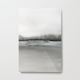 New Layer in the Mind Metal Print