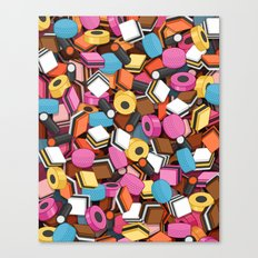 Allsorts Canvas Print