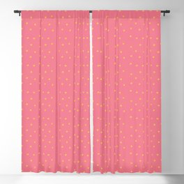 LOVE SNEAKERS Blackout Curtain