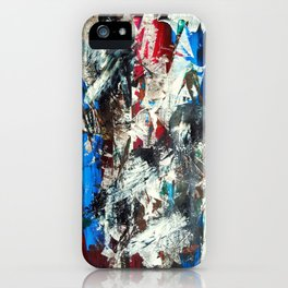 Fog Display iPhone Case
