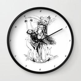 Oh my God Wall Clock