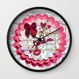 Too Cool London Wall Clock
