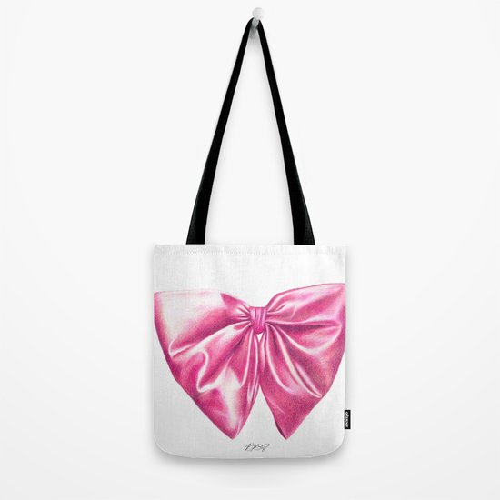 Tied With A Bow Tote Bag