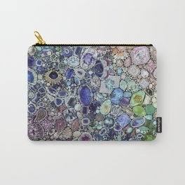 Diamonds, Jewels, (Gems & The Hologram) Carry-All Pouch