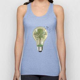 green ideas Unisex Tank Top