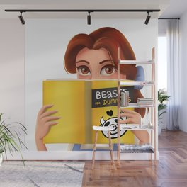 Beasts for Dummies Wall Mural