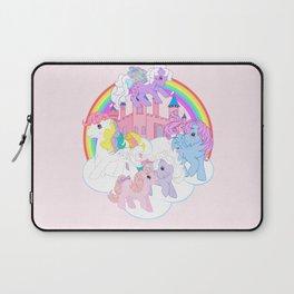 g1 my little pony Laptop Sleeve