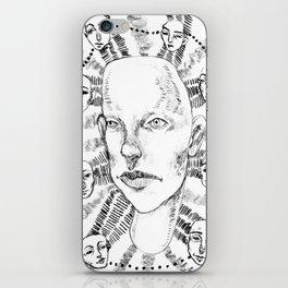 Multiplicity iPhone Skin