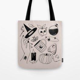October Mood Tote Bag