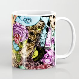 Men and Mutants Coffee Mug