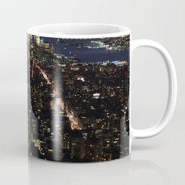 New York of lights Coffee Mug