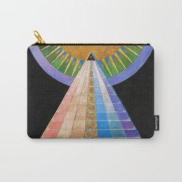 13,000px,600dpi-Hilma af Klint - Altarpiece - Digital Remastered Edition Carry-All Pouch