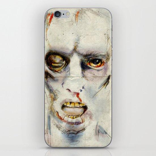 Zombie iPhone & iPod Skin