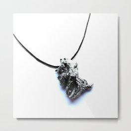 """Halobellus"" Pendant Necklace Metal Print"