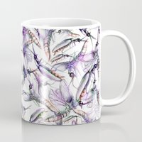 bugs Mugs featuring Bugs by Carla Pandolfo