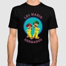 Los Mario Hermanos T-shirt