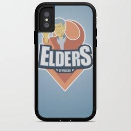 Elders of Vulcan iPhone Case