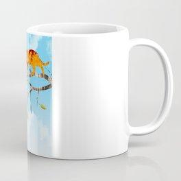 Finding Love Coffee Mug