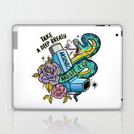 Poison of Choice: Arsenic Inhaler Laptop & iPad Skin
