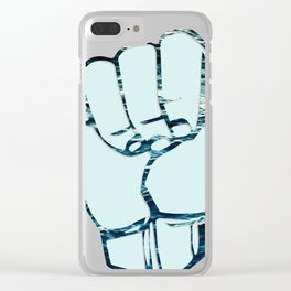 Gnarly 4 Clear iPhone Case
