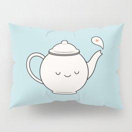 Time For Tea Pillow Sham