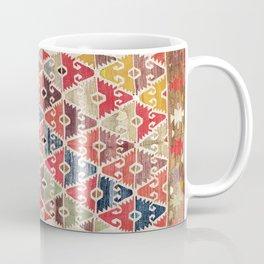 Sivrihisar  Antique Eskisehir Turkish Kilim Print Coffee Mug