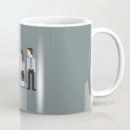 The Office 8-Bit Coffee Mug