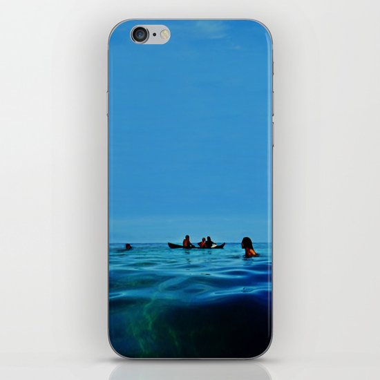 Island Sundays iPhone & iPod Skin