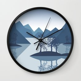 My Nature Collection No. 47 Wall Clock
